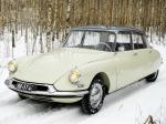 Citroen DS19 Berline 1955 года